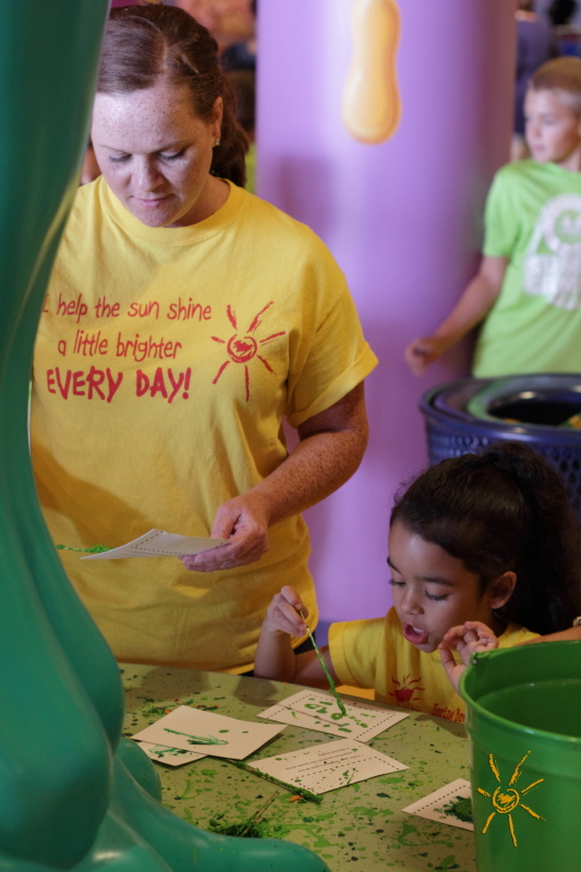 Image: BrightStart Field trip to Crayola Experience