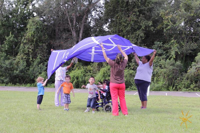 BrightStart children at play Sep 2015