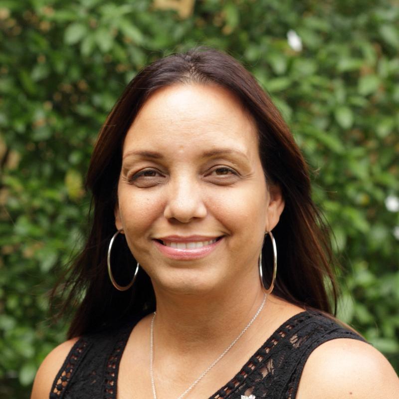 Staff Image: Caroline Delgado