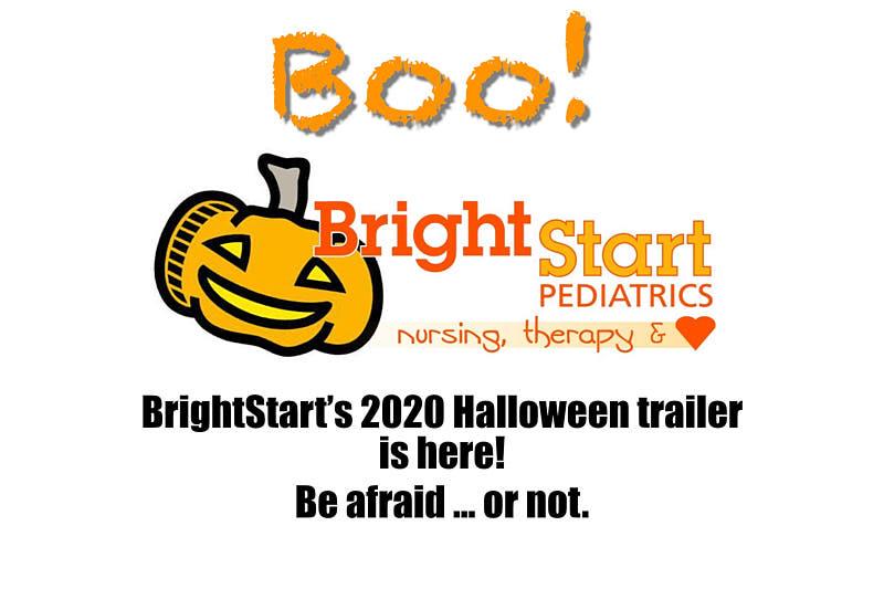 Trailer De Halloween 2020 EspañOl BrightStart's 2020 Halloween Trailer   BrightStart Pediatrics PPEC